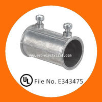 Electrical construction material EMT coupling Pipe Fittings