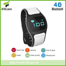 Smart Wearable Device Bluetooth Heart Rate Monitor Watch