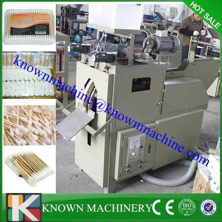 cotton stick machine