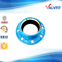 PE PVC Quick Flanged Joint