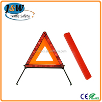 Car Emergency Reflective Warning Triangle with CE