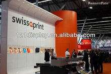 high-quality China exhibition booth design for tradeshow displays and events