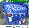Ácido acético Glacial ( ácido acético ) suministrado por ISO fábrica