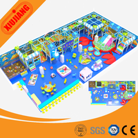 Xiujiang Hot Sales playground equipment attractive amusement facility build your own playground equipment