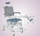 nunca ferrugem chuveiro móvel cadeira cômoda com rodas