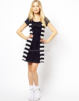 high quality casual ladies fashion dresses with pictures for lady