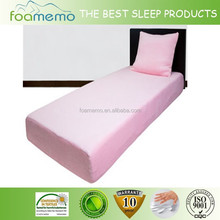 High quality visco foam baby bassinet mattress