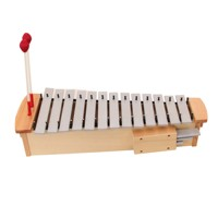 High quality gift modified tone C1-A2 with wooden case musical instrument percussion high pitch xylophone