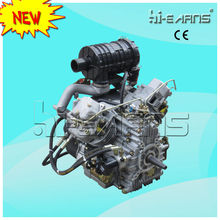 12KW atv twin cylinder diesel engine used engine oil