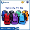2015 smartphone running fabric waterproof sport arm bag