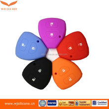 Silicone key cover for Volkswagen/skoda support wholesales