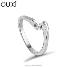 OUXI wholesale tanishq american couple diamond rings 40075