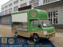 mobile fast food car