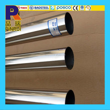 Promotional cheap supply top quality 201/304/316/316lstainless steel pipe decorative pipe seamless pipe 304 large in stock