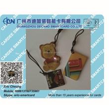 RFID access control key tag ID card