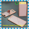 Tenchen foldable stand phone case , the best Magnetic hard case with stand for custom iphone case