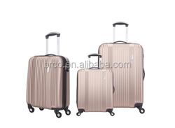 ABS luggage set trolley fashion luggage hot style
