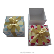 Custom Popular Paper Cup Box Birthday Gift Boxes