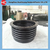 Custom big rubber bellows bellows jecket corrugate sheath cable by factory