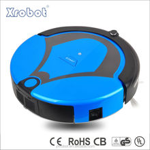 Auto charging robot floor vacuum cleaner with spot,clean,max three cleaning mode