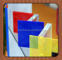 cheap price pmma new types cast color acrylic