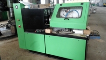 China supply grafting machine diesel fuel injection pump computer screen display glass cylinders test bench