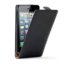 Hot selling Wholesale China Vertical Flip Leather Holster Case Cover for iPhone 5C with Belt Clip