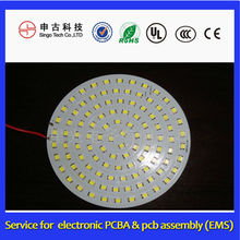 Electronic pcba manufacture, LED pcb manufacture and assembly