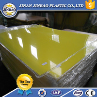 high gloss advertising material china acrilico 10mm