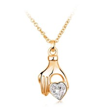 2015 Necklace Cheap Chunky Necklaces made with Swarovski Elements 10401