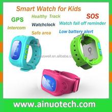 Q5 Q55 Q50 children GPS smart watch SOS for Child watch mobile phone fashion kids wristband watch