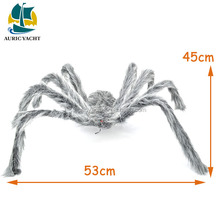 New Wholesale customized halloween wing with glitter spider