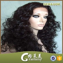 full cuticle hot sale cheap indian remy gray hair full lace wig