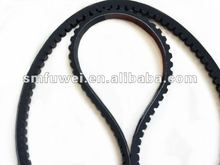 Raw edge Cogged V Belt for BX of Rubber