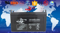 Best price Deep Cycle Solar Battery 12V120AH Deep Cycle Lead Acid Solar Battery For Solar System 12v120ah solar battery
