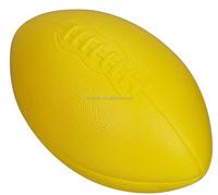 10x16.3cm PU foam anti stress American ball toy style/sports ball American football/adults&kids Amerian football toys