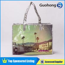 China Wholesale Promotional Laminated PP Woven Bag Zipper