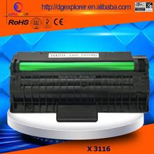 Compatible 3661 toner cartridge for Fuji Xerox 3116 toner