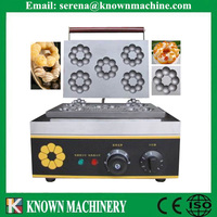 promotional price automatic electric mini donut fryer/ donut maker/ donut making machine