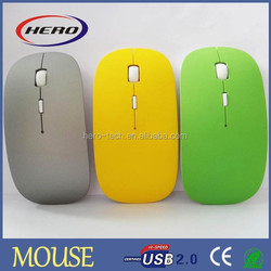 Factory Direct Sale Cheap Optical Wireless Mouse With DPI Key