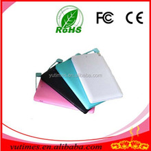 Color 4000 mah credit card power bank gift choice, power bank rechargeable cell usb
