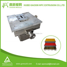 PVC Foaming Co-extrusion Decking floor mould ,UV Resistant Wpc Decking mould ,NEW Co-Extrution Technology