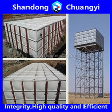 High Quality FRP/GRP Water Tank for Irrigation/Firefighting/Drinking Water ISO9001