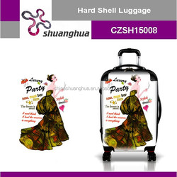PC Hardside Luggage