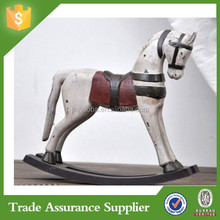 Newest Design Resin Horse Home Decor Items