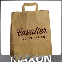 China New Popular Kraft Paper Bag/ Paper Packaging Bag/Shopping Paper Bag