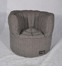Lounge Adult/Children Linen Indoor Beanbag Pouf Sitzsack