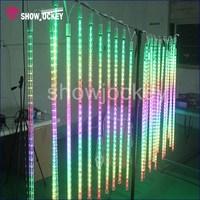 LED Color Changing DMX Vertical Dairy Milking Tube Light