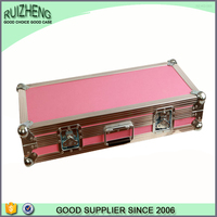 New design gun box aluminum wooden gun case