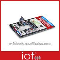 Credit Card Shape Business Card Promotional USB Key Disk